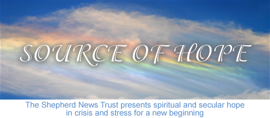Shepherd News Trust - A Source of Hope